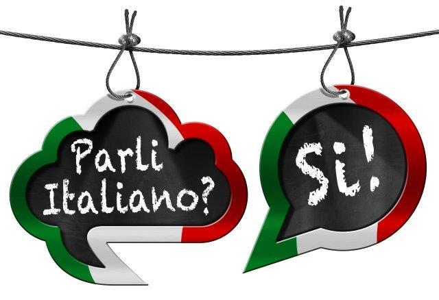 Język Włoski przedszkole